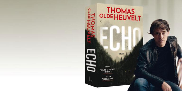 8 juni - Thomas Olde Heuvelt