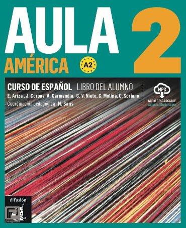 Aula América A2 Libro del alumno + MP3