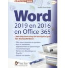 Computergids Word 2019, 2016 en Office 365 - Computergidsen