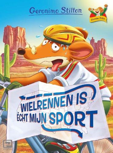 Wielrennen is echt mijn sport - Geronimo Stilton