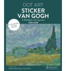 Sticker van gogh
