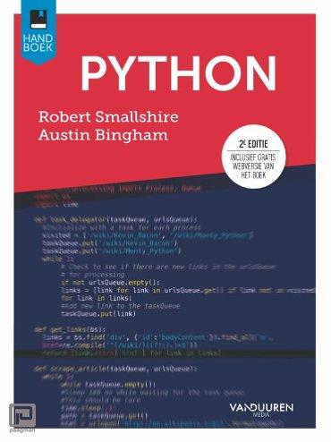 Handboek Python - Handboek