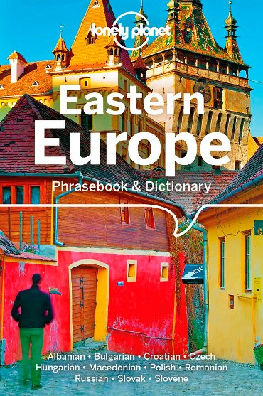 Lonely planet phrasebook: Eastern european (6th ed)