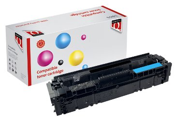 Tonercartridge Quantore HP CF541A 203A blauw