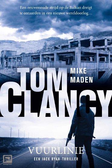 Tom Clancy Vuurlinie - Jack Ryan