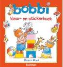 Bobbi kleur- en stickerboek - Bobbi