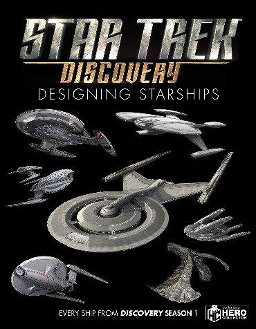 Star trek: Designing starships (04): Discovery