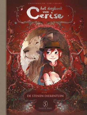 Het dagboek van cerise 01. De stenen dierentuin