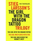 Girl with the Dragon Tattoo Trilogy Bundle - Millennium Series