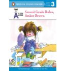 Second Grade Rules, Amber Brown - A Is for Amber