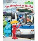 The Monsters on the Bus (Sesame Street) - Little Golden Book