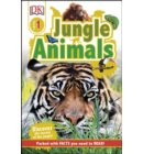 Jungle Animals - DK Reads Beginning To Read
