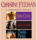 Christine Feehan 3 Carpathian novels - A Carpathian Novel