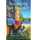 Pouncing on Murder - A Bookmobile Cat Mystery
