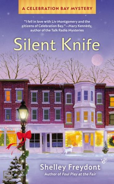 Silent Knife - A Celebration Bay Mystery