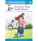 It's Justin Time, Amber Brown - A Is for Amber