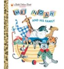 Mr. Noah and His Family - Little Golden Book