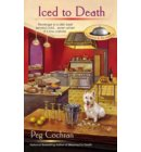 Iced to Death - A Gourmet De-Lite Mystery