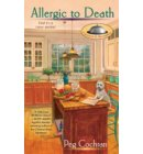 Allergic to Death - A Gourmet De-Lite Mystery