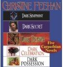 Christine Feehan 5 CARPATHIAN NOVELS - A Carpathian Novel