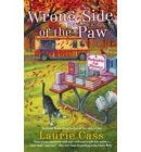 Wrong Side of the Paw - A Bookmobile Cat Mystery