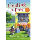 Lending a Paw - A Bookmobile Cat Mystery