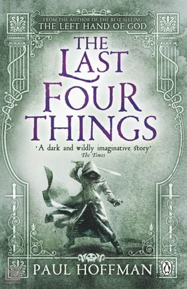 The Last Four Things - The Left Hand of God