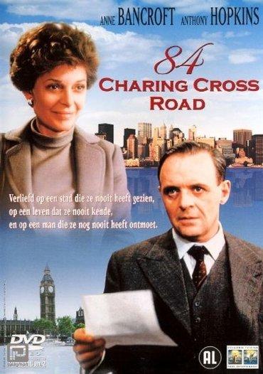 Movie–84 Charing Cross Road (dvd)