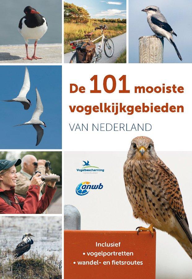 Paagman | De 101 mooiste vogelkijkgebieden van Nederland