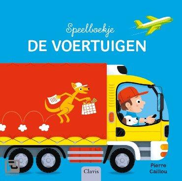 De voertuigen - Speelboekje
