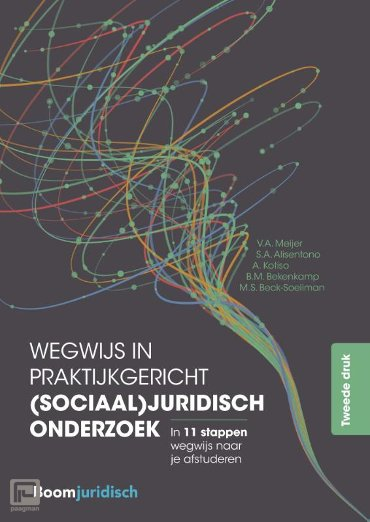 Wegwijs in praktijkgericht (sociaal)juridisch onderzoek
