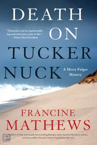 Death on Tuckernuck - A Merry Folger Nantucket Mystery