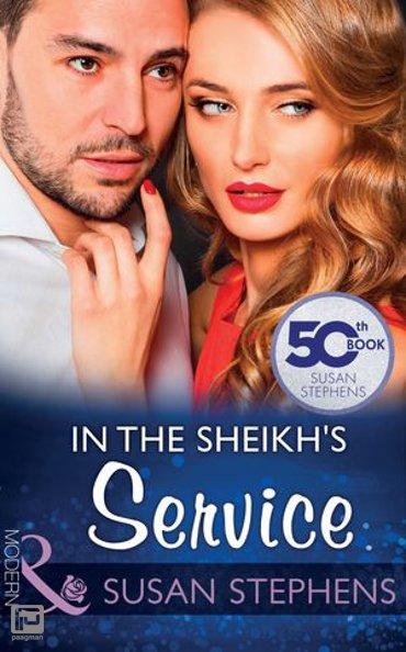 In The Sheikh's Service (Mills & Boon Modern)