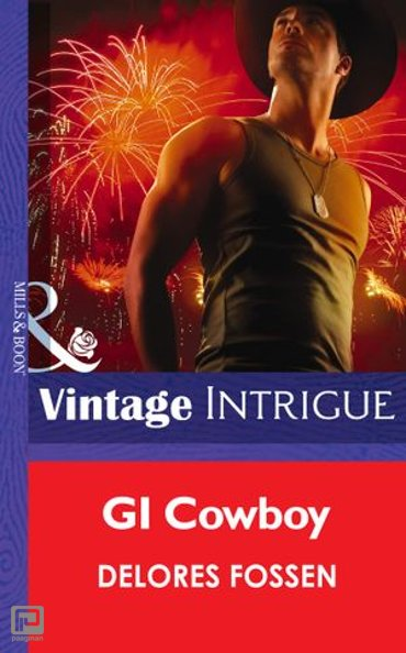 GI Cowboy (Mills & Boon Intrigue) (Daddy Corps, Book 1) - Daddy Corps