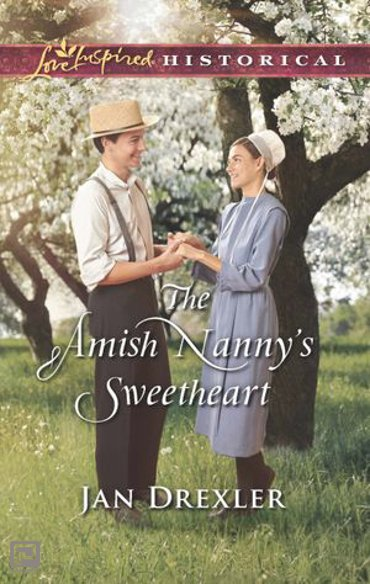 The Amish Nanny's Sweetheart (Mills & Boon Love Inspired Historical) (Amish Country Brides, Book 2) - Amish Country Brides