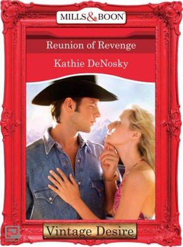 Reunion of Revenge (Mills & Boon Desire) (The Illegitimate Heirs, Book 2) - The Illegitimate Heirs