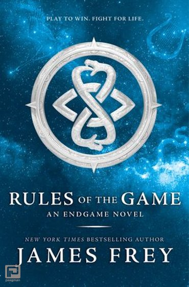 Rules of the Game (Endgame, Book 3) - Endgame