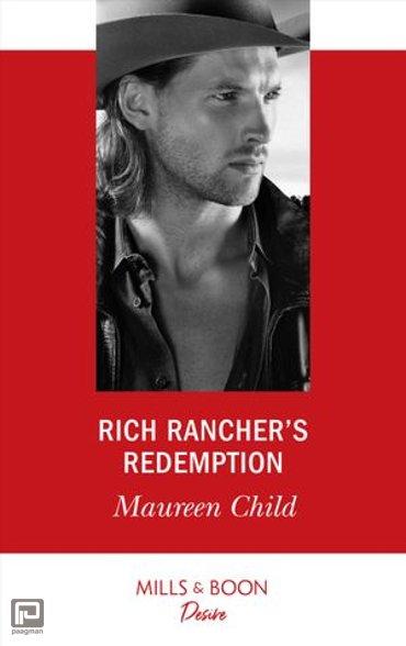 Rich Rancher's Redemption (Mills & Boon Desire) (Texas Cattleman's Club: The Impostor, Book 2) - Texas Cattleman's Club: The Impostor