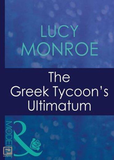 The Greek Tycoon's Ultimatum (Mills & Boon Modern) (Greek Tycoons, Book 8) - Greek Tycoons