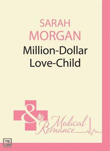 Million-Dollar Love-Child (Uncut, Book 3) - Uncut