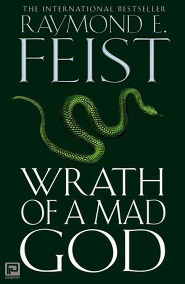 Wrath of a Mad God (Darkwar, Book 3) - Darkwar