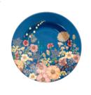 Rice melamine bord bloemen collage