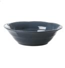 Rice melamine bord diep donker grijs