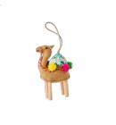 Rice kerst - kerstboomhanger kameel assorti