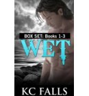 Hooked, Wrecked & Rescued Box Set - WET-- A romantic adventure