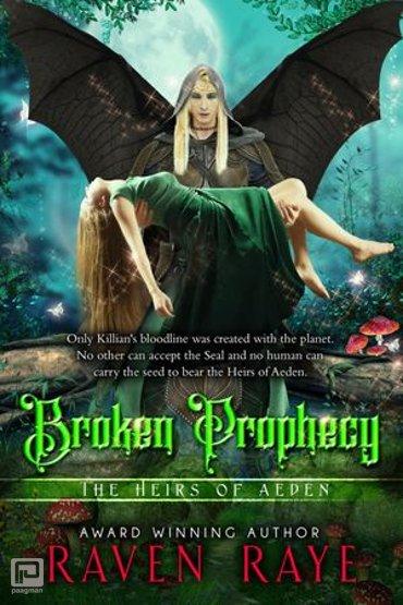 Broken Prophecy - Heirs of Aeden