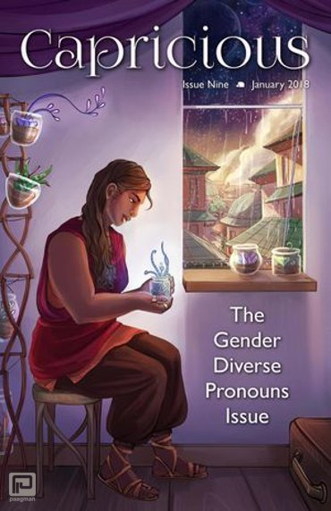 Capricious Issue 9: Gender Diverse Pronouns - Capricious