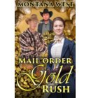 Mail Order Gold Rush - Christian Mail Order Brides Series