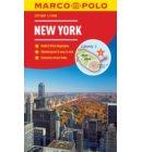 New York Marco Polo City Map - pocket size, easy fold, New York street map