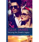 Securing the Greek's Legacy (Mills & Boon Modern)